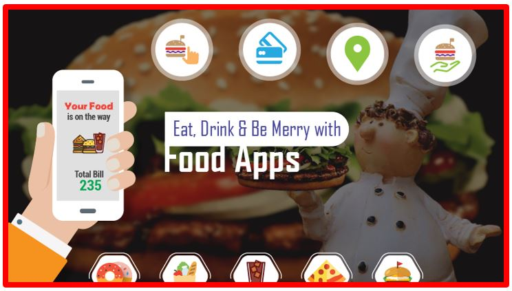 Food Apps for All – Eat, Drink & Be Merry for Tomorrow We May Diet