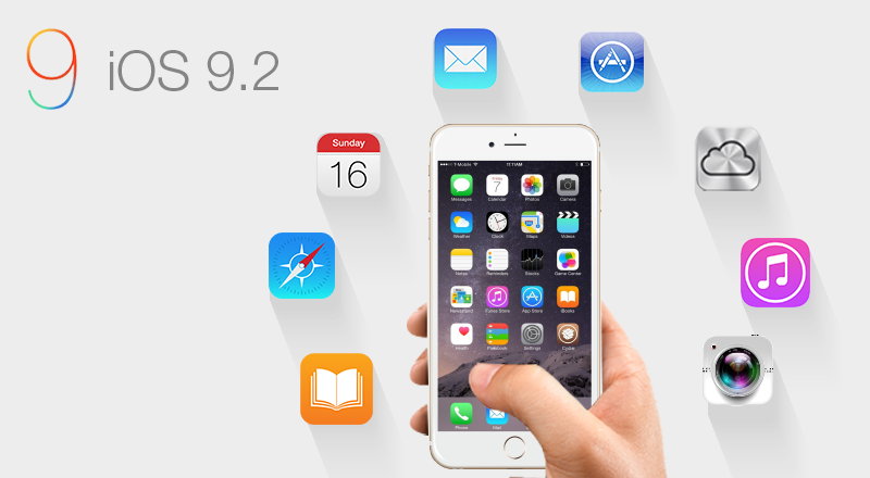 From Apple this Year – iOS 9, iOS 9.1 and iOS 9.2