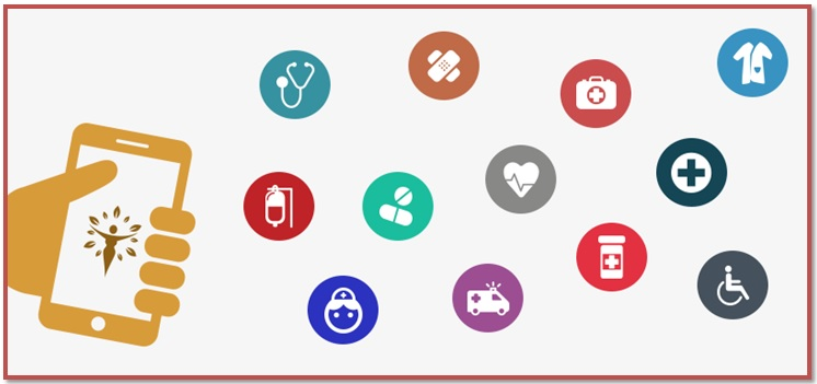 Mobile Application Development for Virtual Healthcare Integrating Technology with Life