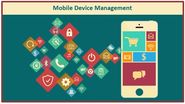 As the Whole World Clinches to Enterprise Mobile Device Management