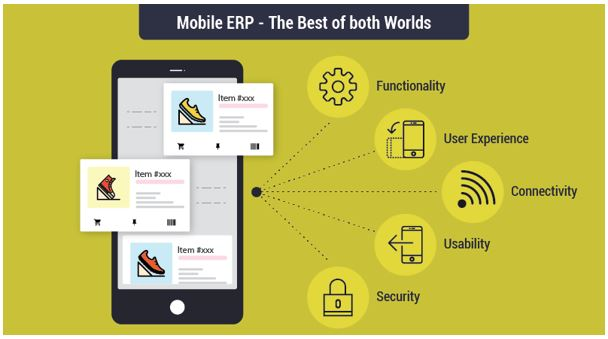 Come Festivities, Come 2017 – Mobile ERP is here to Stay