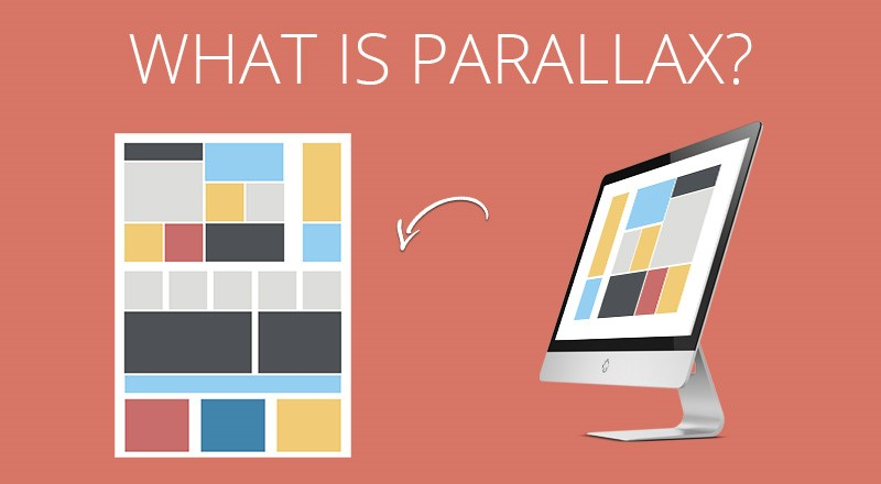 UI / UX Development for Parallax Design- A Niche Designing Technique