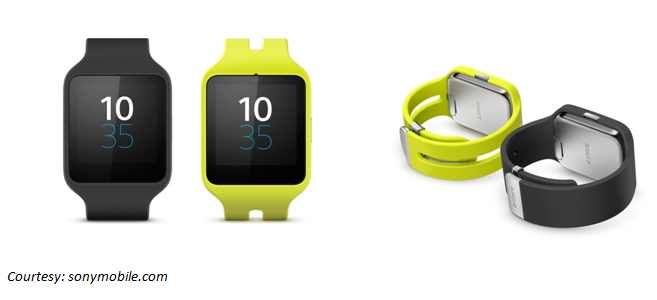 Sony Strides Ahead With Its Android Wearable Smart Watch 3
