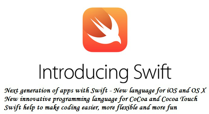 Apple Introduces SWIFT