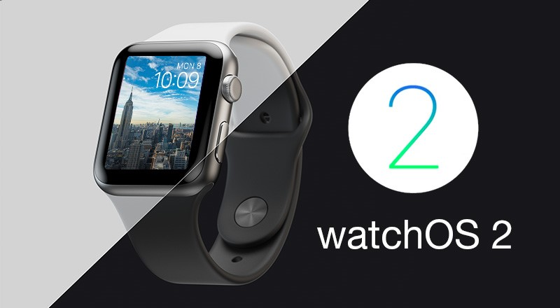 The Smashing New Apple watchOS 2 Coming This Fall
