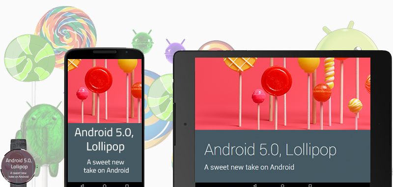 Android 5.0 Lollipop Boasts of Niche Features