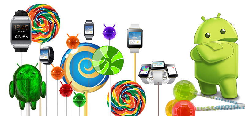 Android Wear And The Magic Of Lollipop