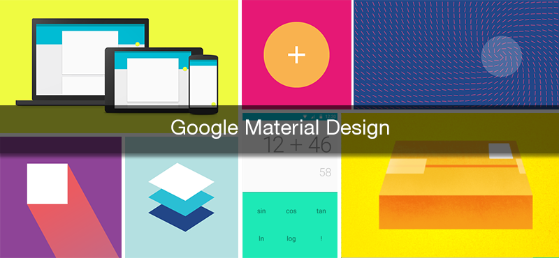 Google Material Design – Simplistic and Closer to Pen and Paper