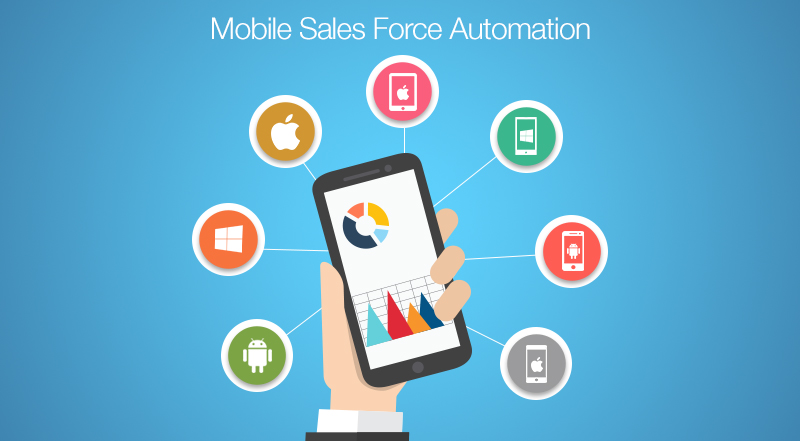 Moving On From Sales Force Automation to Mobile Sales Force Automation