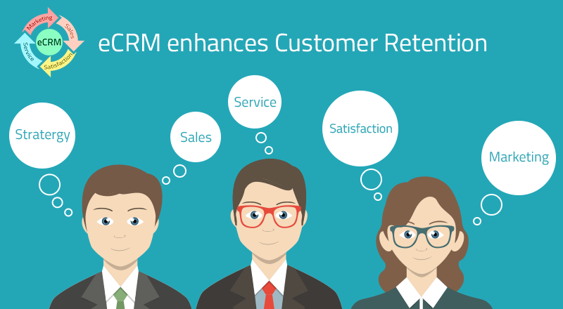 How can eCRM Enhance Customer Retention?