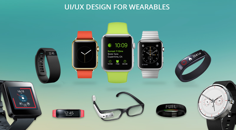 Smart Design for Smart Technology – UI/UX Design for the Wearables
