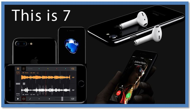This is 7. The Incredible & The Newest iPhone Experience