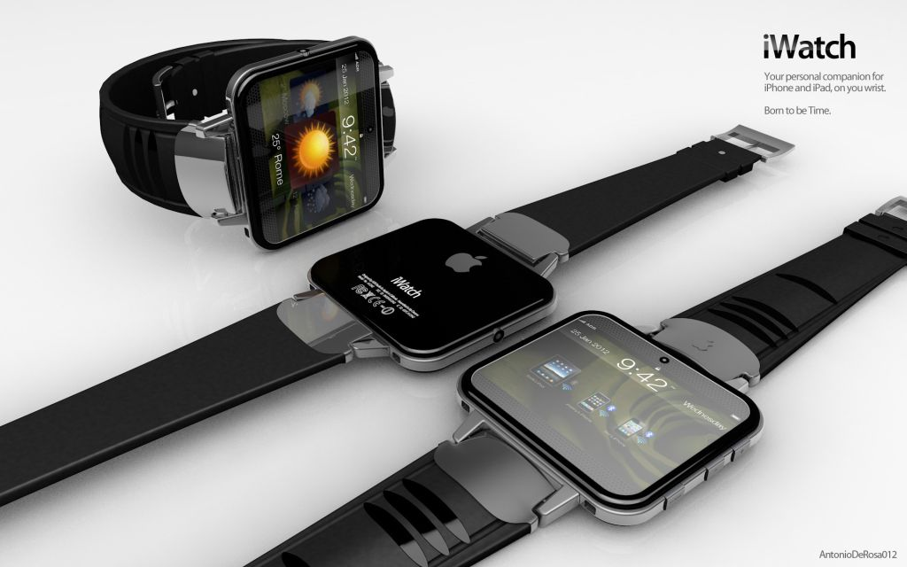 Is Apple Going To Launch An iPhone Smartwatch In 2013?