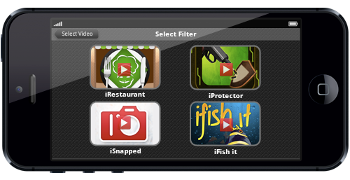 Video Processing On Apple iPhone