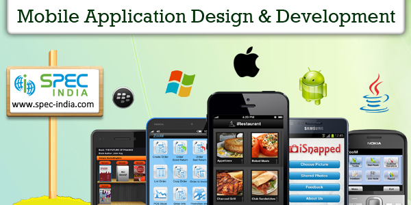 Enhance Your Applications With SPEC INDIA's Mobile App Designs