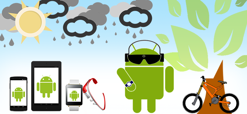 Android Wear – Wherever, Whenever